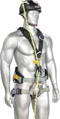 Zero Plus - Premier - Abseil harness with quick release buckles - Z+ 90