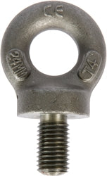 DROP FORGED COLLARED EYEBOLTS METRIC THREAD (269-6)