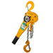 TIGER PROFESSIONAL LEVER HOIST PROLH, 20.0t CAPACITY with TRAVELLING END-STOP Ref: 210-25
