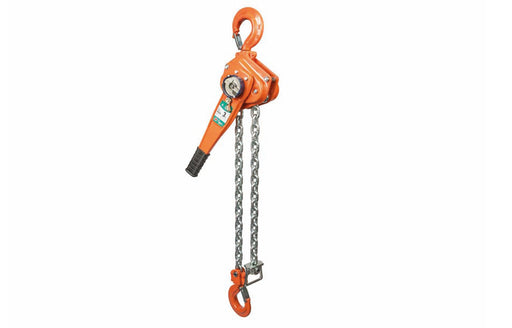 TIGER PROFESSIONAL LEVER HOIST PROLH, 1.5t CAPACITY - Ref: 210-12 available from RiggingUK on a next day delivery