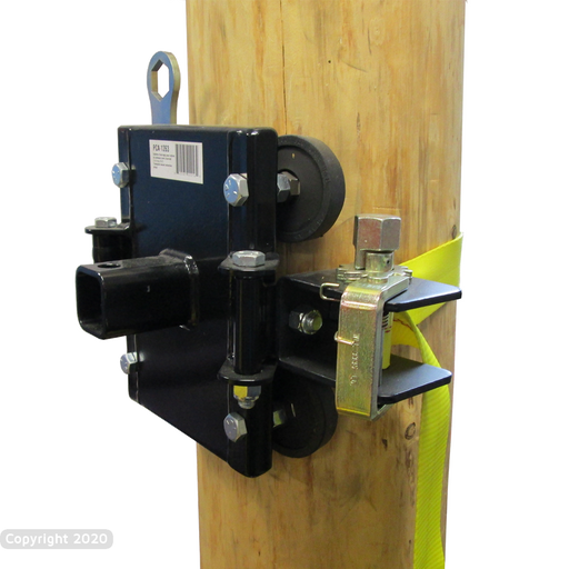 Tree / Pole Mount HD Winch Anchor Ref: 167-16-6 PW-PCA-1263 from RiggingUK Next Day