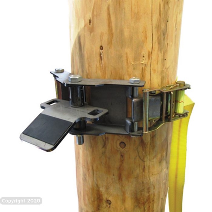 Tree / Pole Mount Standard Winch Anchor Ref: 167-16-5