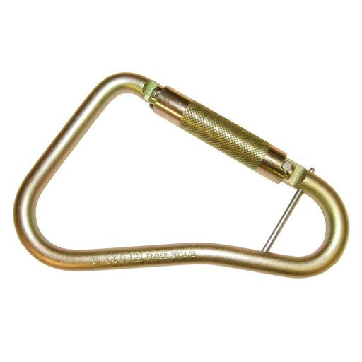 Tiger Rated Steel Scaffold Hook with Captive Pin / Twist Lock Ref: 224-1-21 from RiggingUK