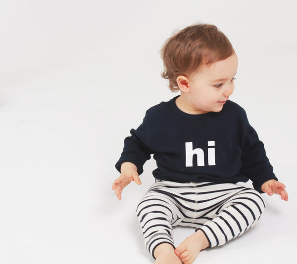 Why choose organic baby clothing?
