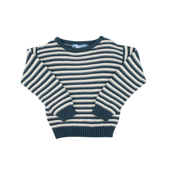 Organic Cotton Toddler Knit Stripe