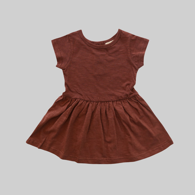 Russet Summer Dress
