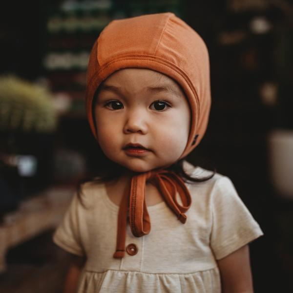 Toddler Bamboo Bonnet