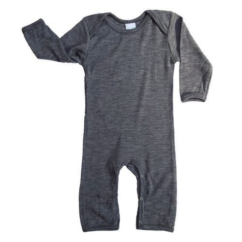 Woolmark Merino Bodysuit – Hero Grey
