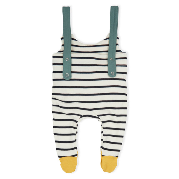 Bretton Salopette Overalls with Contrast Feet RESTOCKED