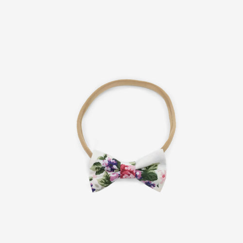 Floral Soft Baby Headband