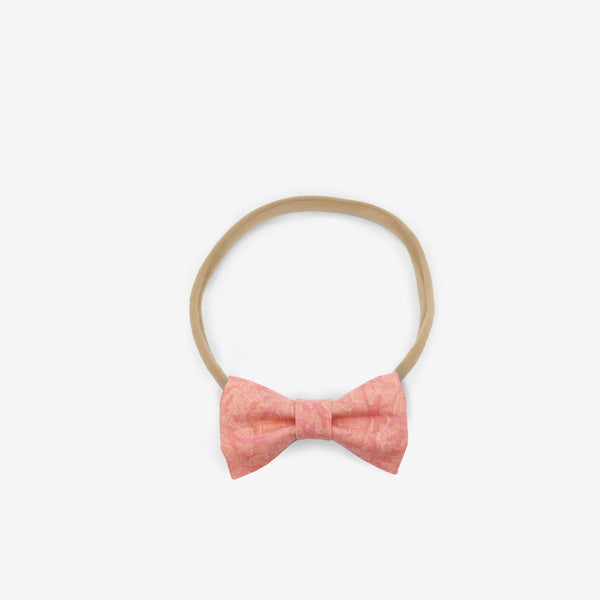 Soft Headband Peach