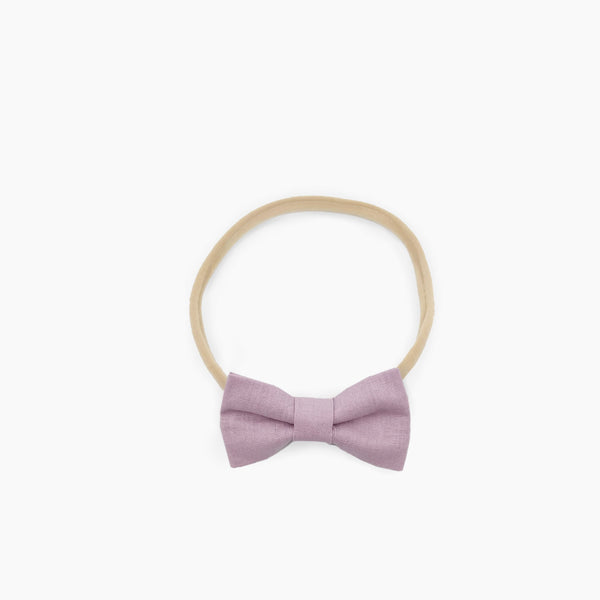 Soft Headband Purple