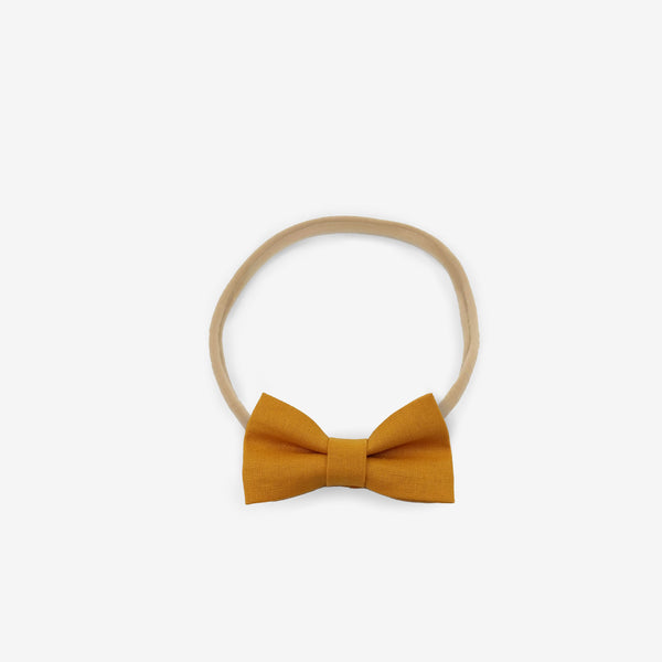 Soft Headband Mustard Yellow