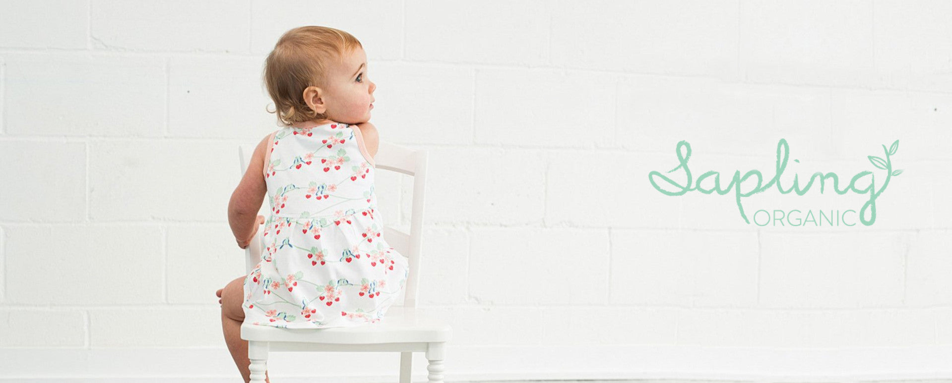 Organic Baby and Toddler Clothes collection from Sapling Child
