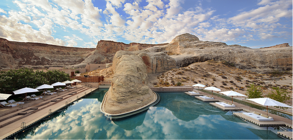 Off the Beaten Track: Amangiri, Utah