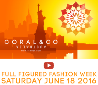 Coral & Co on the Catwalk at FFFWeek New York June 2016