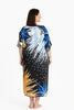NEW SEASON Kaftan Sea Swirl Wattle Reef
