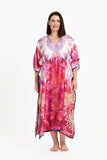 NEW SEASON Kaftan  Waratah Mist