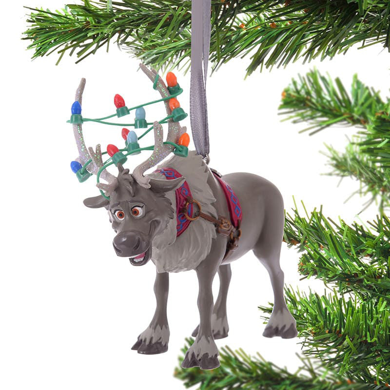 Frozen Sven Christmas Tree Ornament Illumination Disney Store Japan 2018