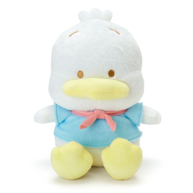 Ahiru no Pekkle Plush Doll M Pastel Pop Sanrio Japan