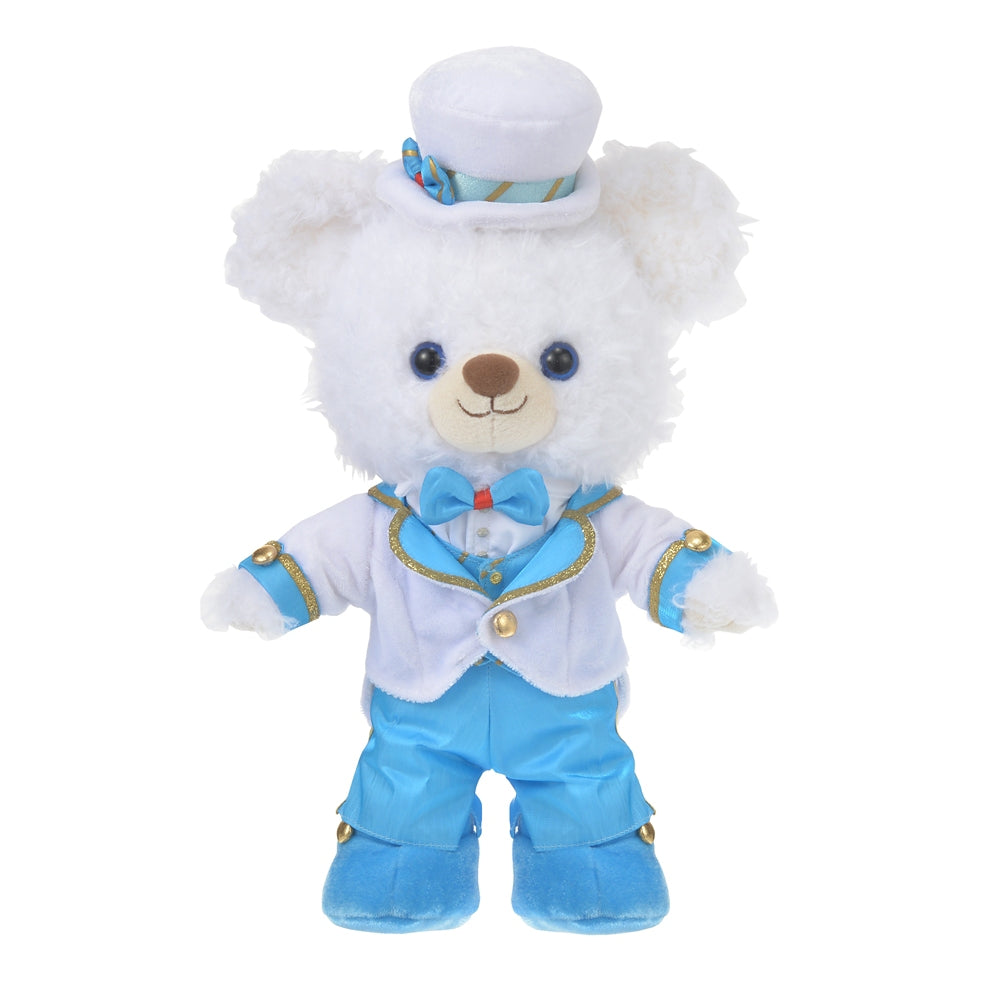 Costume for Plush Doll S Tuxedo Blue UniBEARsity 10th Disney Store Japan