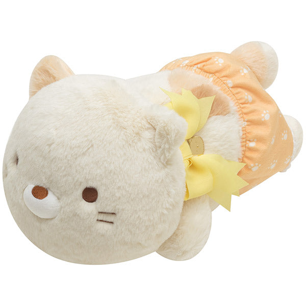Sumikko Gurashi Neko Cat Plush Doll Sleep Together San-X Japan