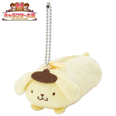 Pom Pom Purin Mascot Key Chain mini Pouch SANRIO Japan TSUM TSUM