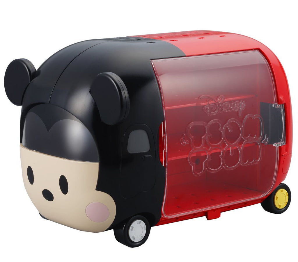 Disney Motors Tsum Tsum Carry Mickey Mouse Tomica Toy Car Japan