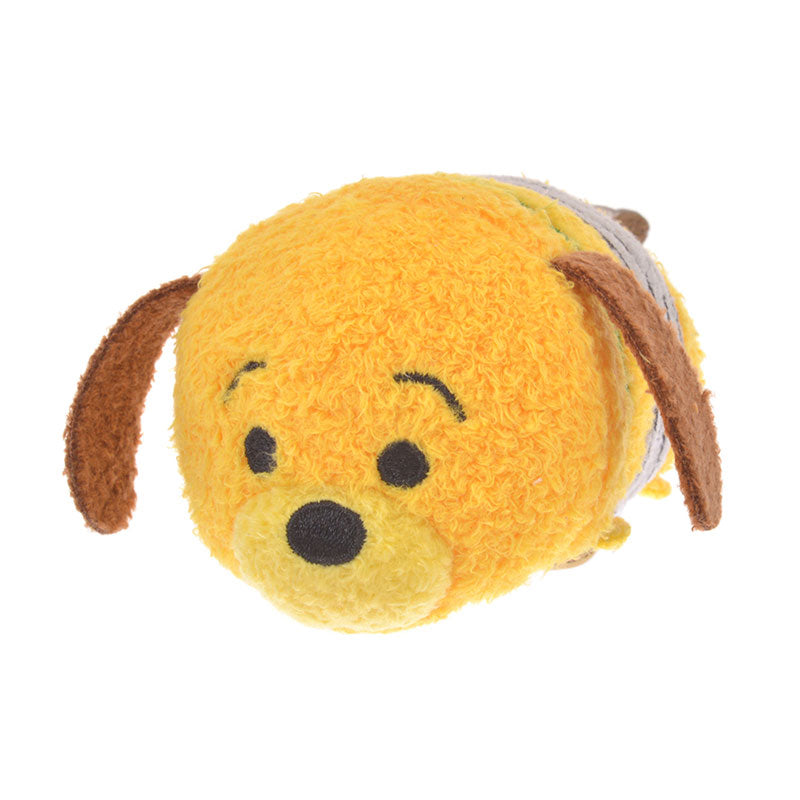 Toy Story 4 Slinky Dog Tsum Tsum Plush Doll mini S Disney Store Japan 2019