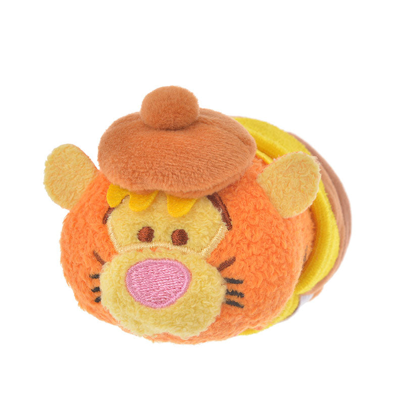 Tigger Tsum Tsum Plush Doll mini S Hunny Pot Disney Store Japan Winnie the Pooh