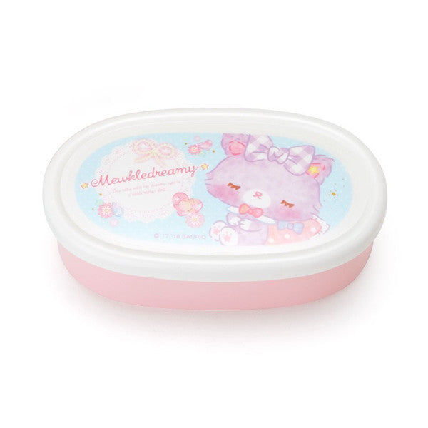 Mewkledreamy Lunch Box Bento 3pcs Set Party Sanrio Japan
