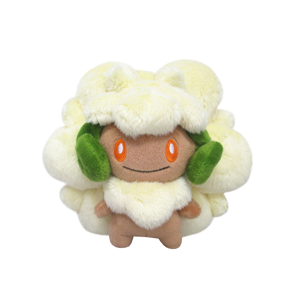 Whimsicott Elfuun Plush Doll S ALL STAR COLLECTION Pokemon Center Japan Original