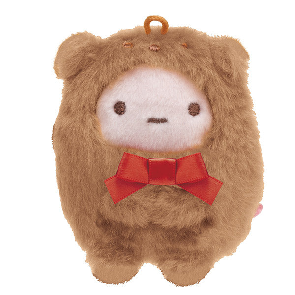 Sumikko Gurashi Tapioca Bear mini Tenori Plush Doll San-X Japan Christmas 2020