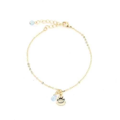 Pickles the Frog Bracelet White Prince Japan