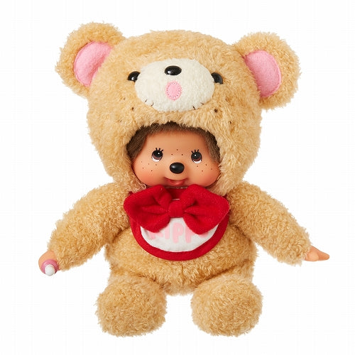 Monchhichi Doll S Kippu Bear Japan