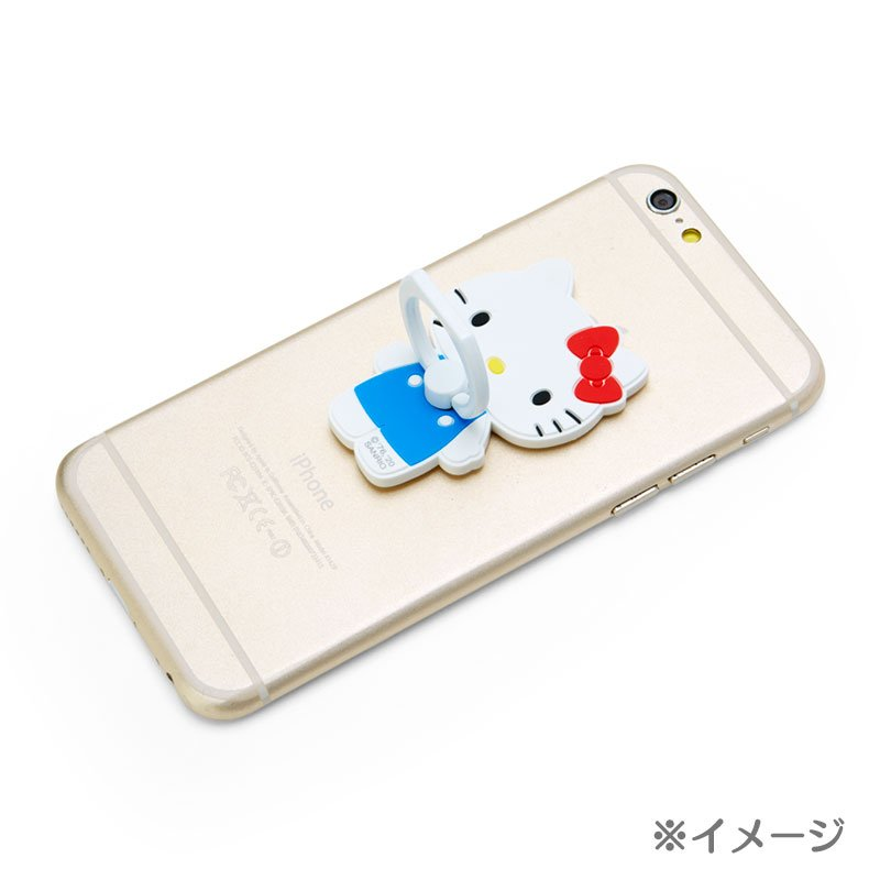 Pom Pom Purin Smartphone Ring Character Shape Sanrio Japan