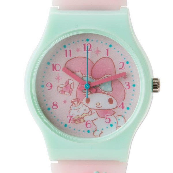My Melody Kids Rubber Watch Sweets Sanrio Japan