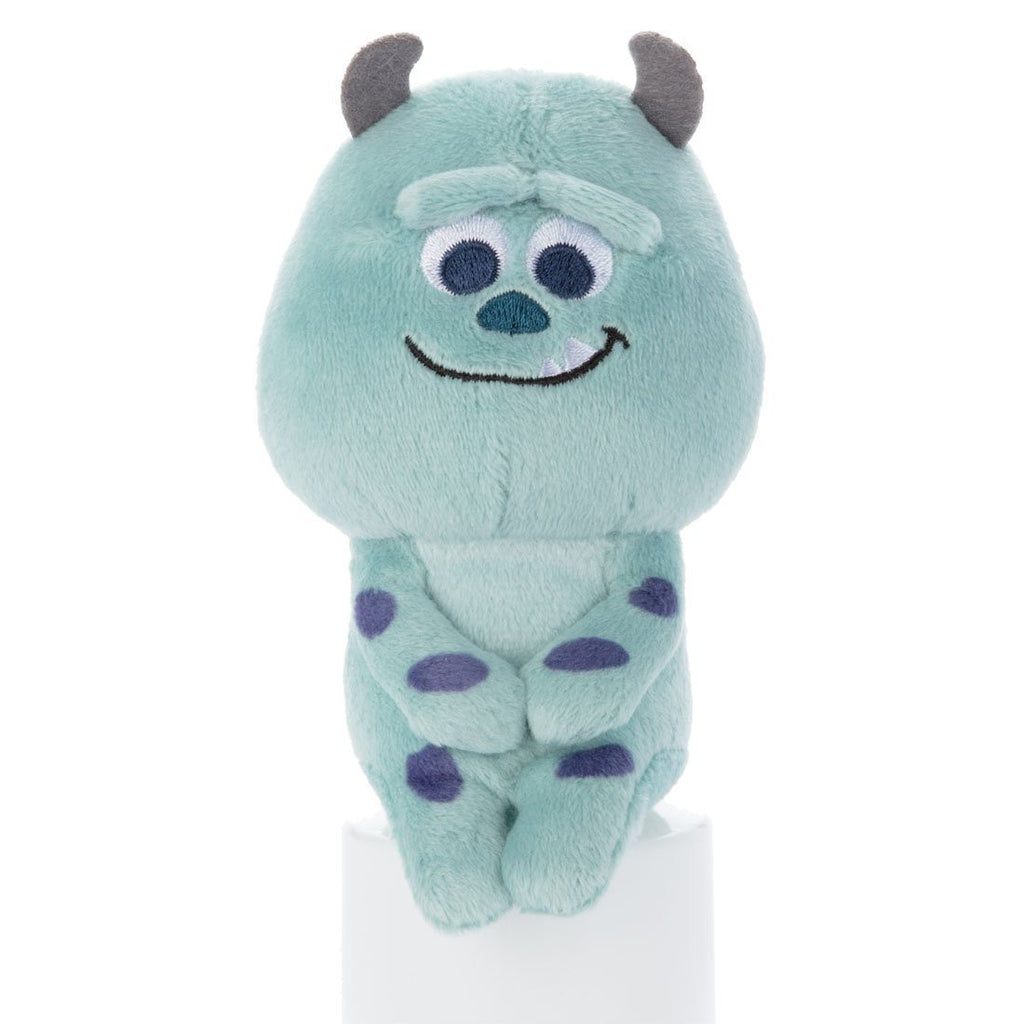 Sulley Chokkorisan mini Plush Doll Disney Japan Takara Tomy Monsters Inc