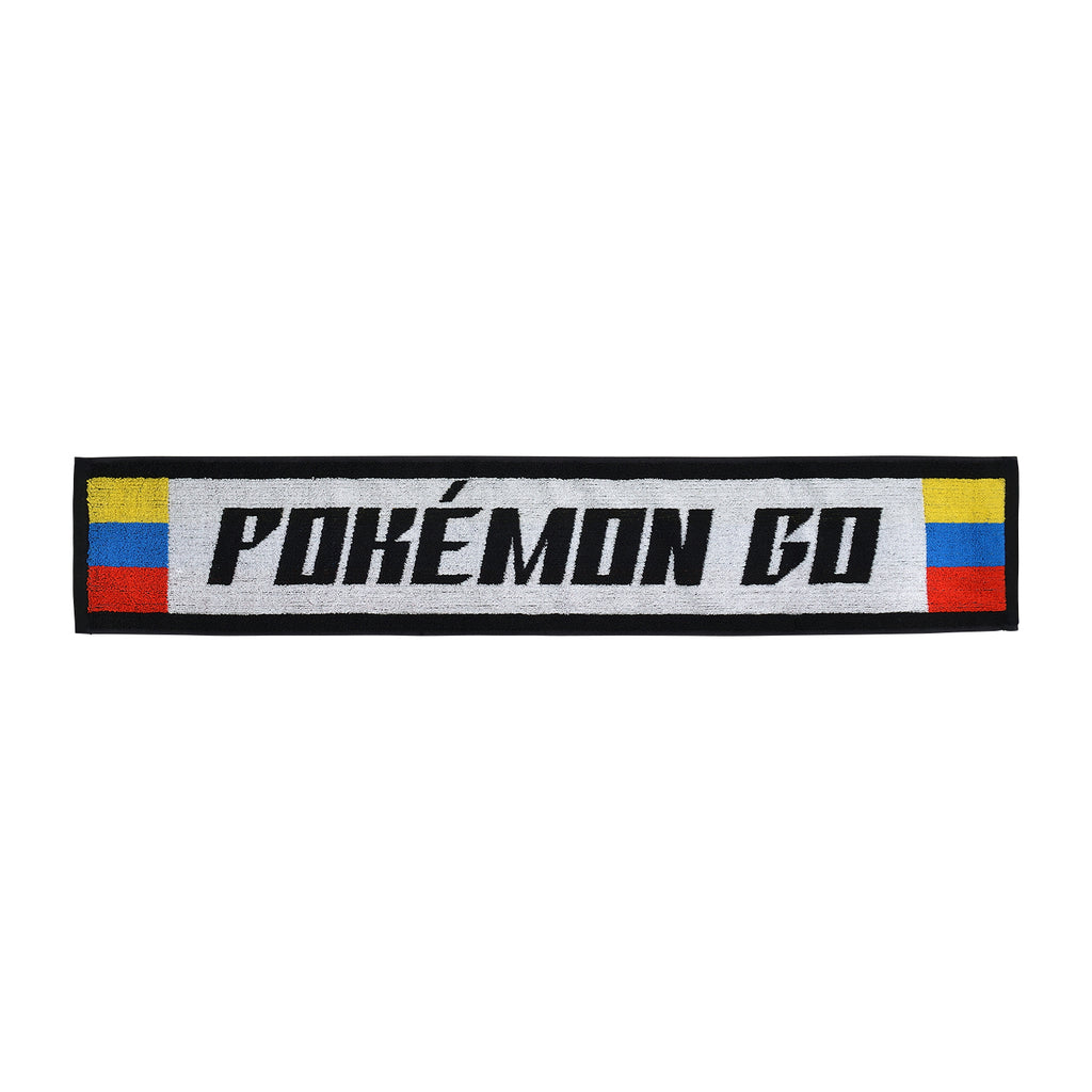 Towel Muffler Pokemon GO Center Japan Original
