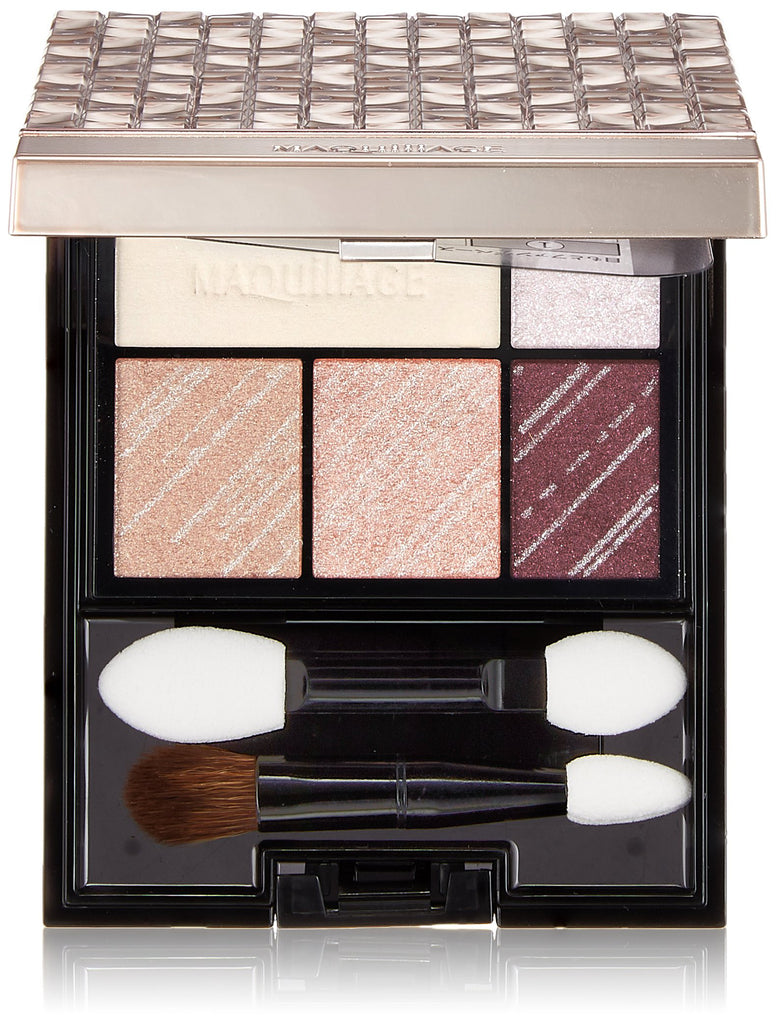MAQuillAGE Dramatic Styling Eyes Shadow VI707 Rainy Moment 4g SHISEIDO Japan