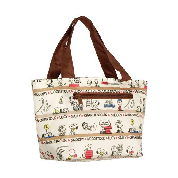 Snoopy Cool Lunch Bag Classic PEANUTS Japan