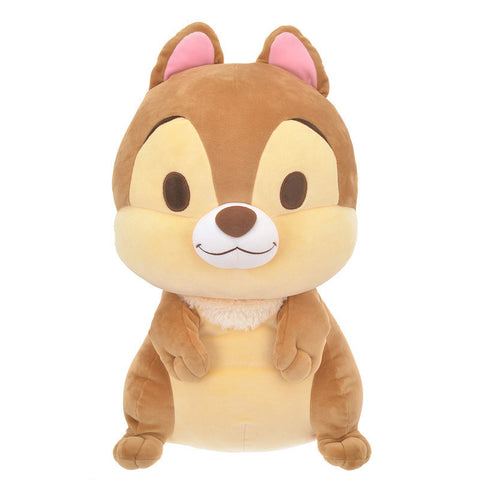 Chip Soft Body Pillow Plush Doll Disney Store Japan