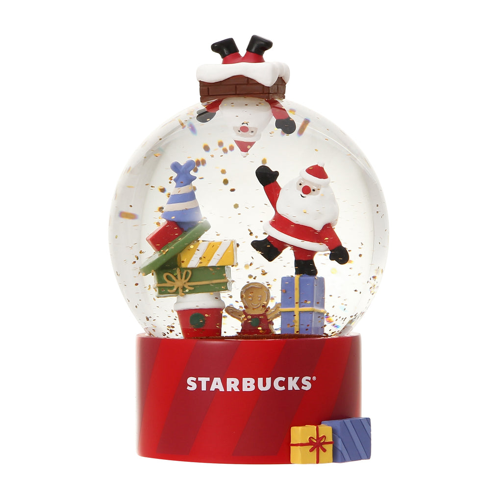 Snow Globe Christmas 2019 Starbucks Japan