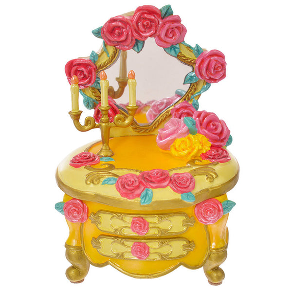 Belle Accessory Case Dresser Princess Party Disney Store Japan Beauty the Beast