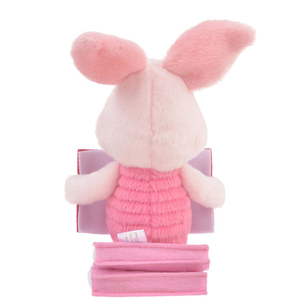 Piglet Plush Doll POOH'S HOUSE Disney Store Japan Winnie the Pooh