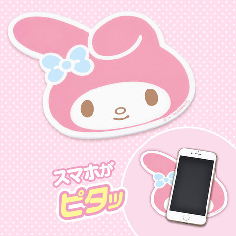 My Melody Face Non-slip Pad Car Accessories SANRIO Japan