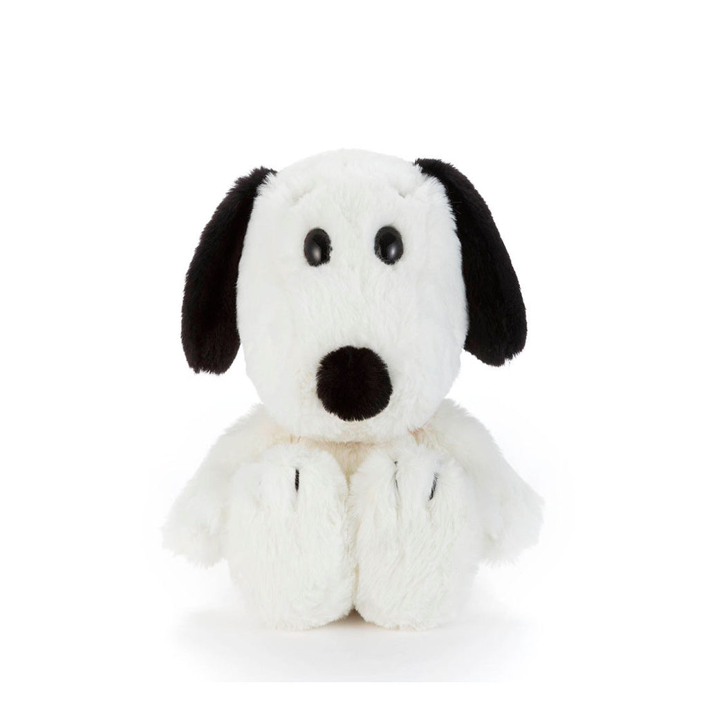 Snoopy Fluffy Fuwanade Plush Doll S Takara Tomy Peanuts Japan