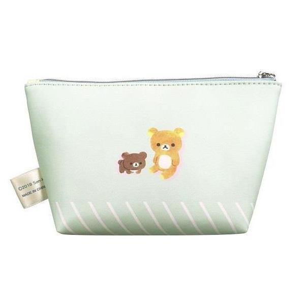 Pouch Simple Rilakkuma Style San-X Japan