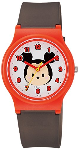 Mickey Tsum Tsum Wrist Watch Waterproof HW00-001 CITIZEN Q&Q Japan Disney