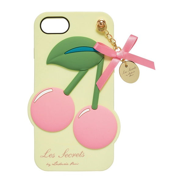 iPhone 6 6s 7 8 Case Cover Cherry Pink Laduree Japan